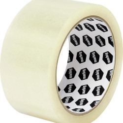 Marbig Packaging Tape 48mmx75m Clear Pack Of 6