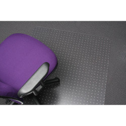 Marbig Tuffmat Chairmat Rectangle 120x150cm Clear